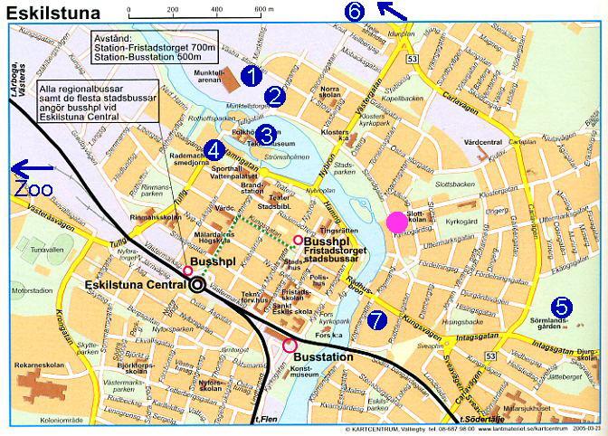 eskilstuna map ile ilgili görsel sonucu eskilstuna map