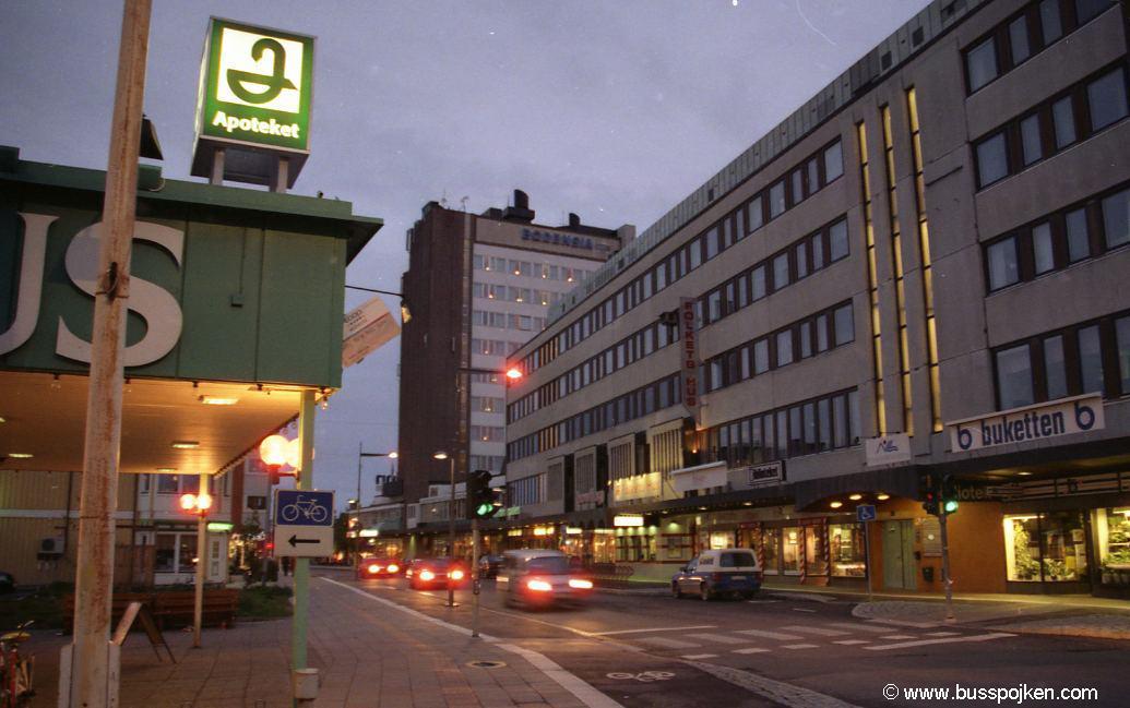Kungsgatan in Boden.