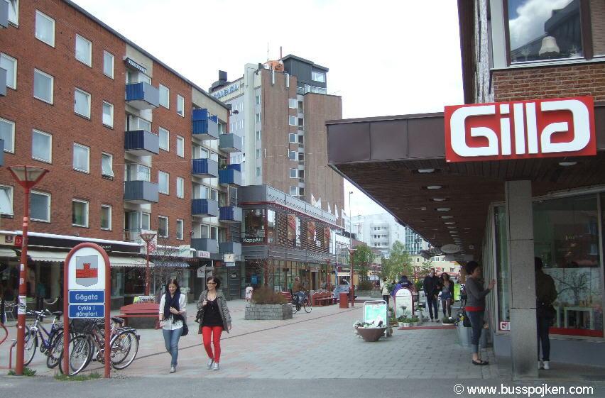 Drottninggatan, Boden.