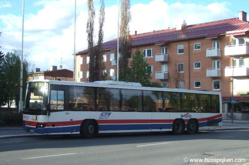 Busslink 3720 in Boden.