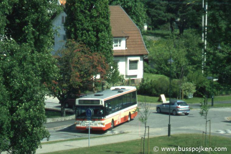 Borås lokaltrafik 25014-7.