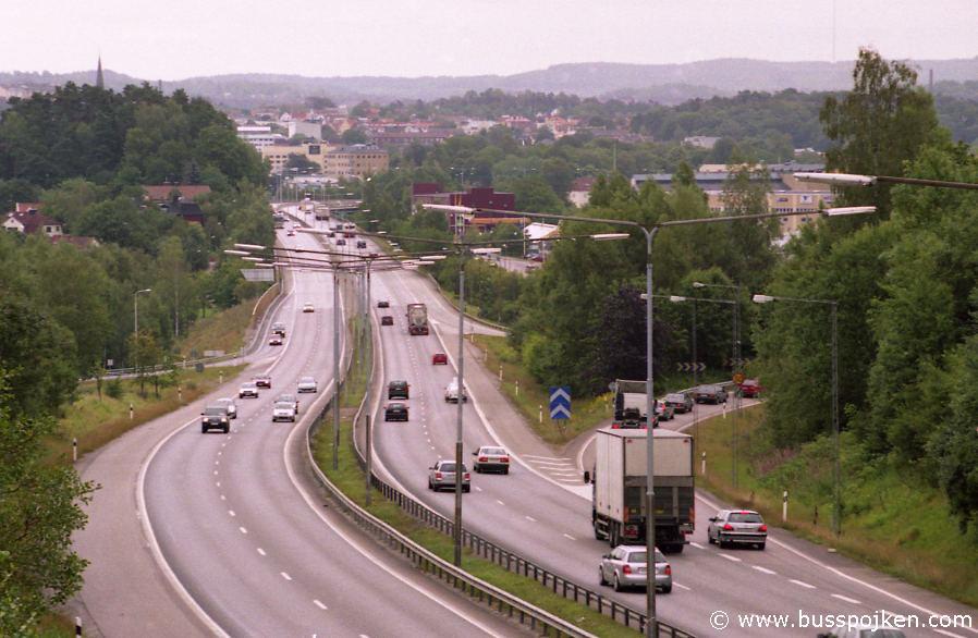 Interstate 40, Borås.