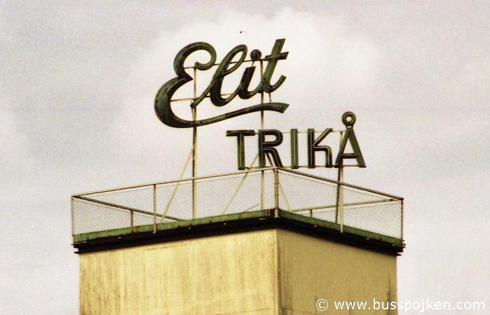 Elit Trikå, Borås.