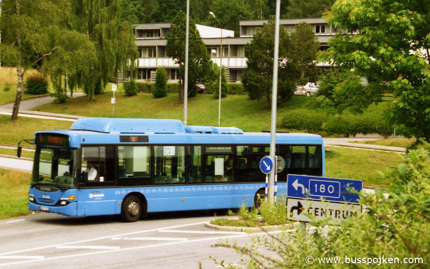 Borås lokaltrafik 25049-8, Symfonigatan.
