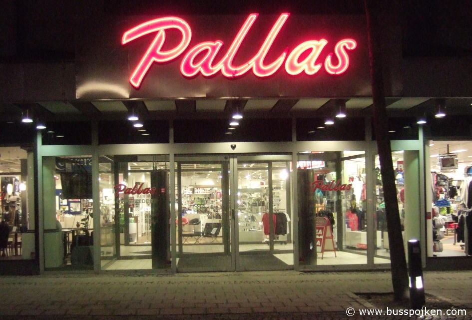 Borås shopping.