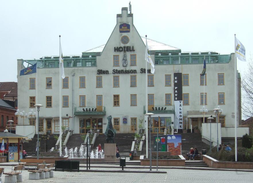 Hotel Sten Stensson Sten.