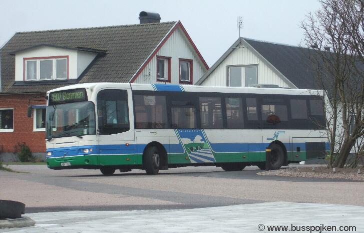 Nobina 5683, Glommen, Falkenberg.