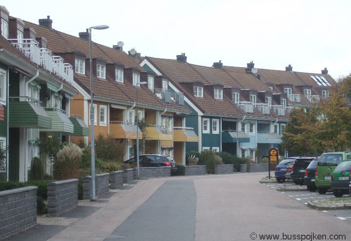 Ågatan, Falkenberg.
