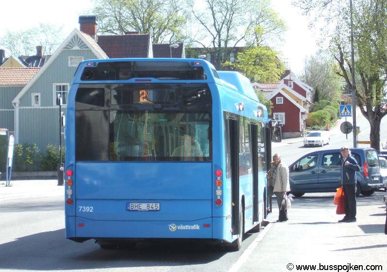 Nobina 7392, Falköping.