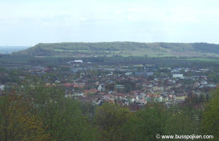 Ålleberg, Falköping.