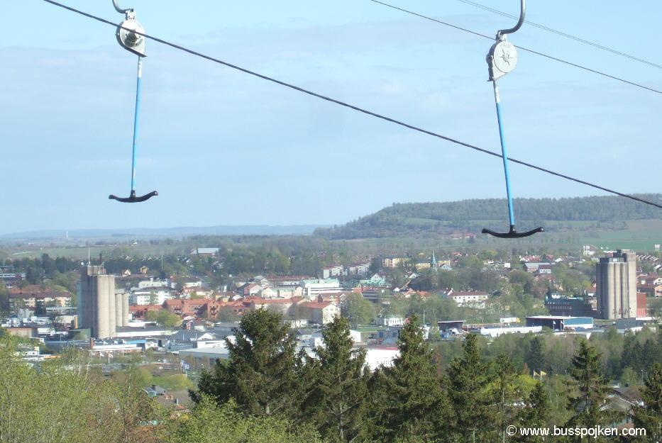 Falköping alpin, Mössebergsbacken.