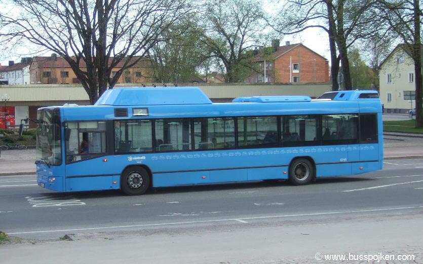 Nobina 6745, Falköping.
