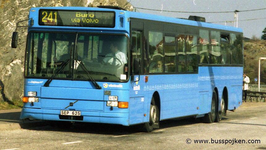 2582 at 241 in April 2002.