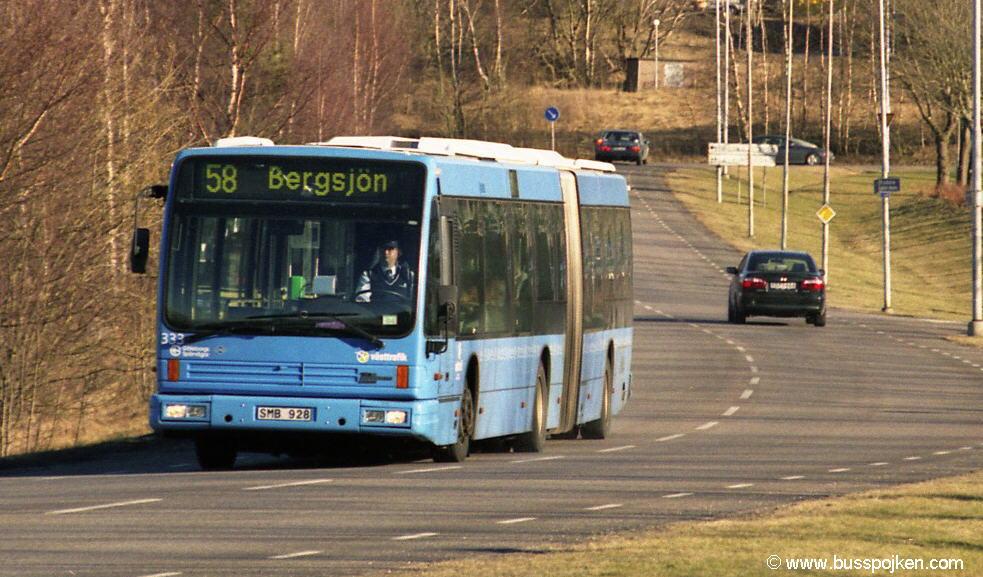 Göteborg Den Oudsten 333, Kobbegården.