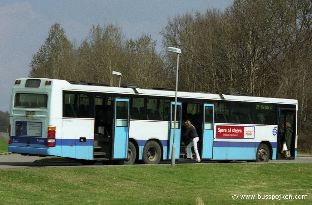 G 246 Teborg For The Transit Enthusiast