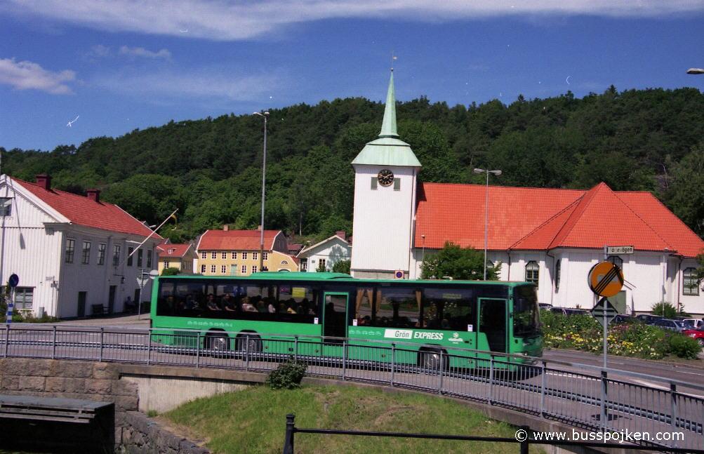 Grön express 64.