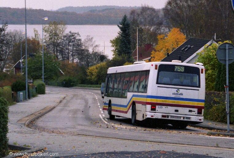 Göteborg Den Oudsten 539, nötåsberget.
