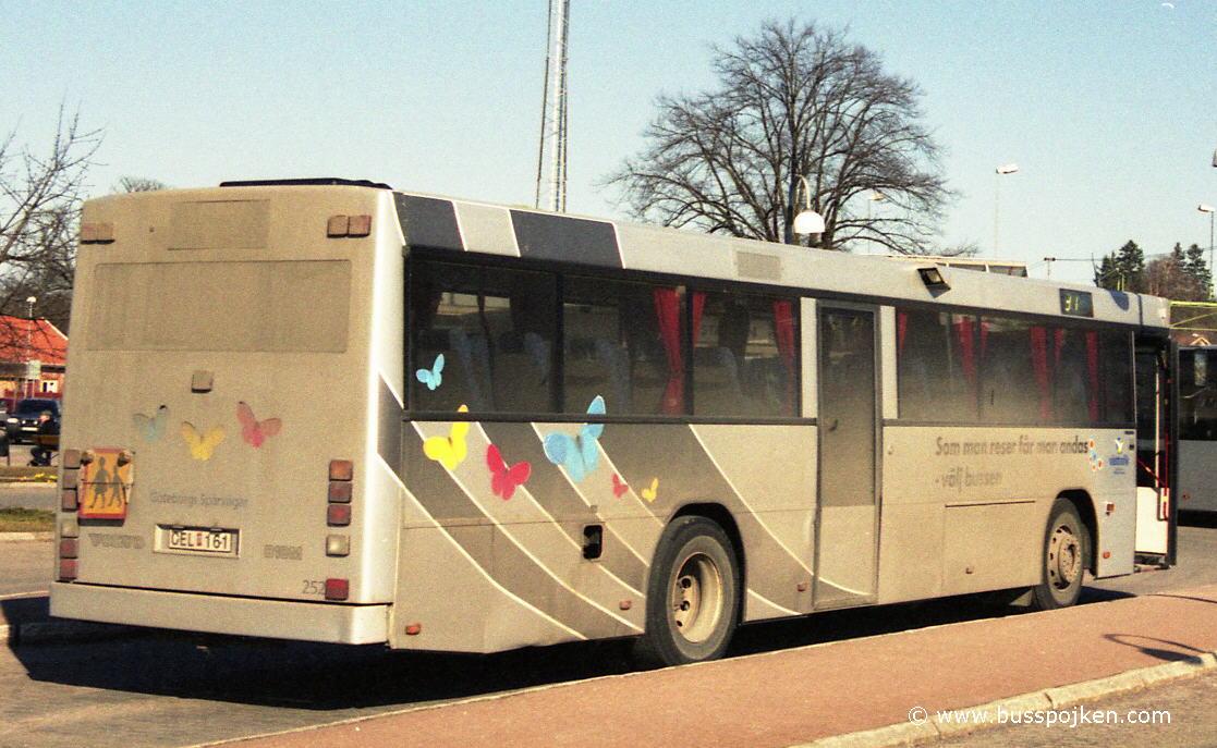 GS 252 in Lerum, 2005.
