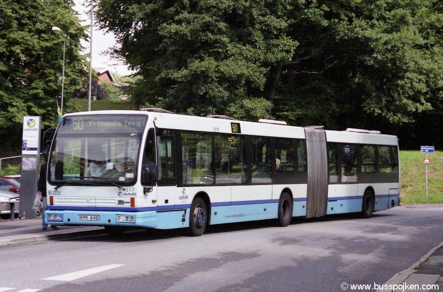 Göteborg Den Oudsten 317, Smörgatan.