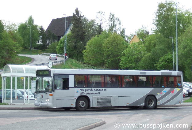 Volvo B10M with Carrus body.