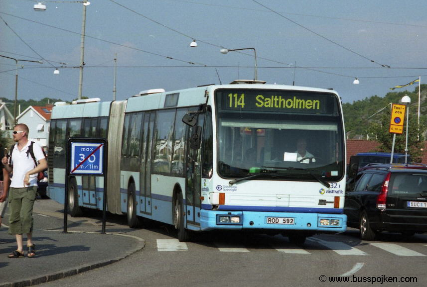 Göteborg Den Oudsten 321, Saltholmen.