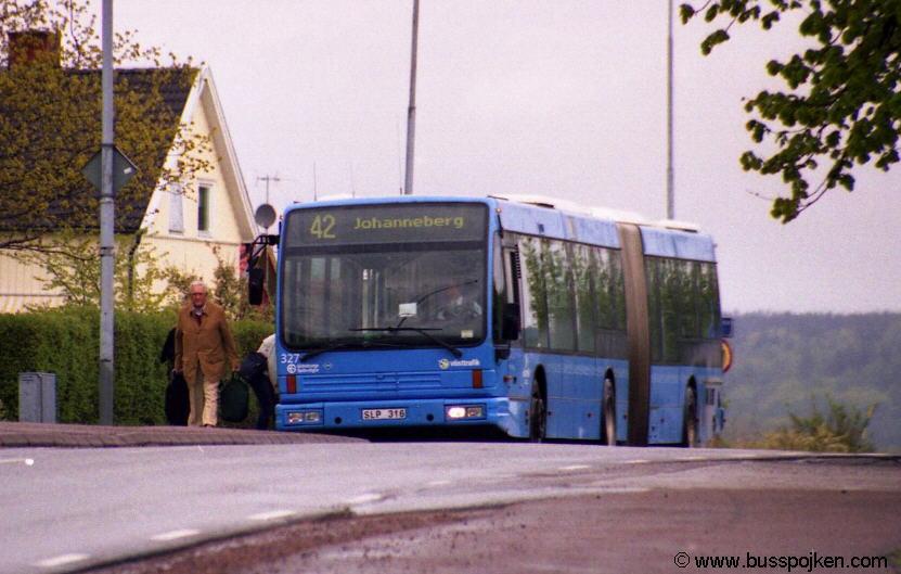Göteborg Den Oudsten 327, Ingebäcks by.