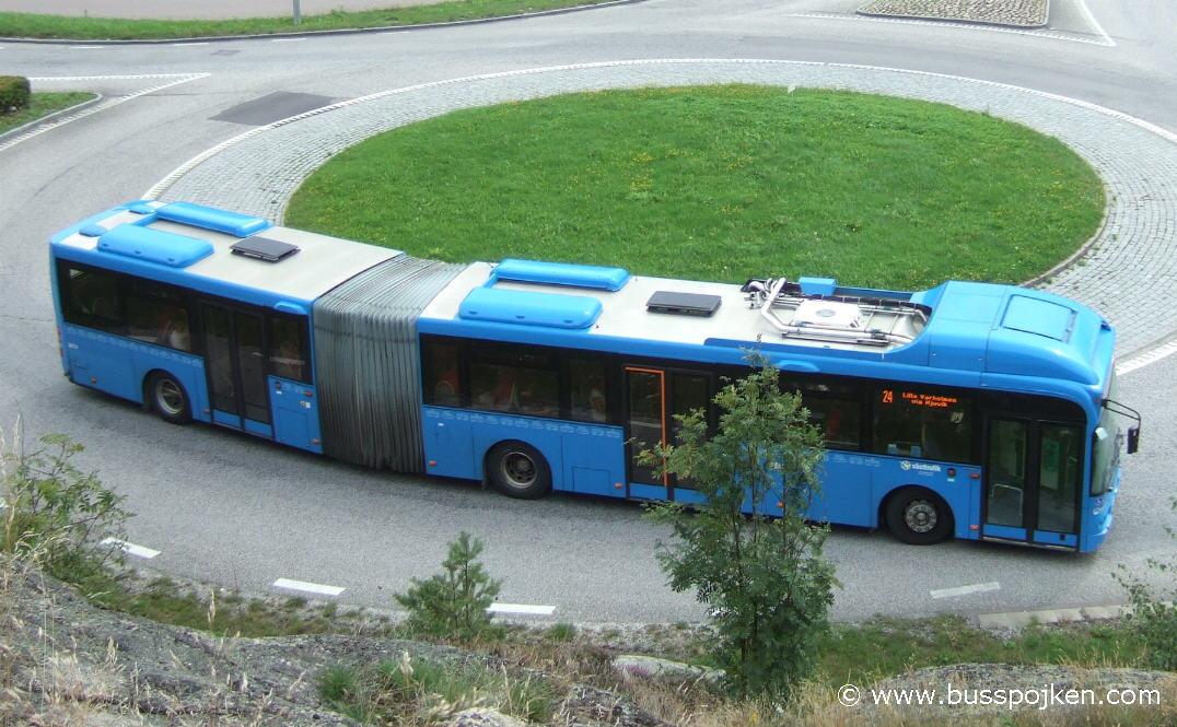 Veolia 3874 as new in 2010.