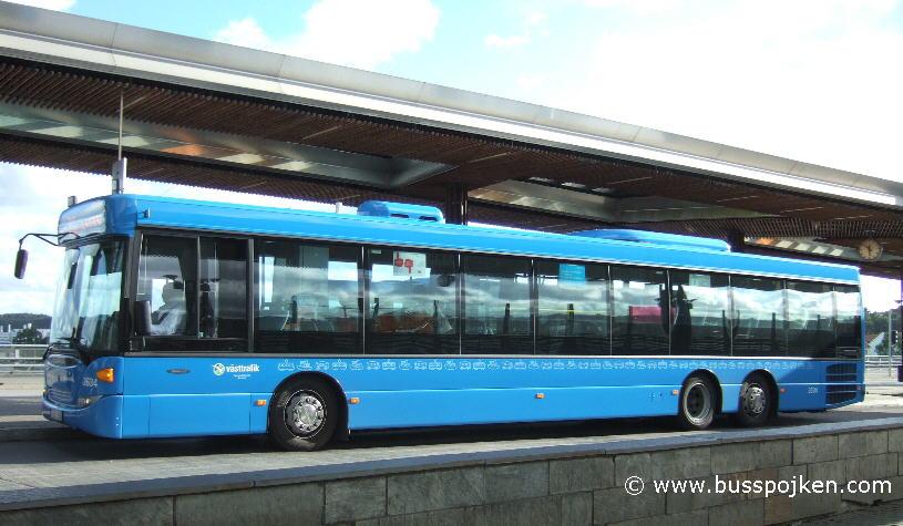 SL 2634 in Mölndal, 2010.