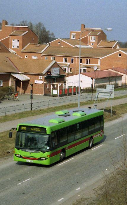 Scania Omnicity 1104-166, Arnö.