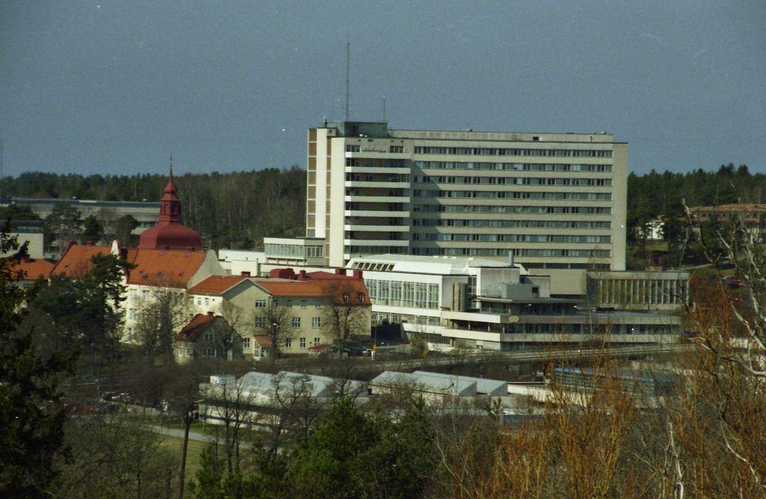 Nyköping hospital