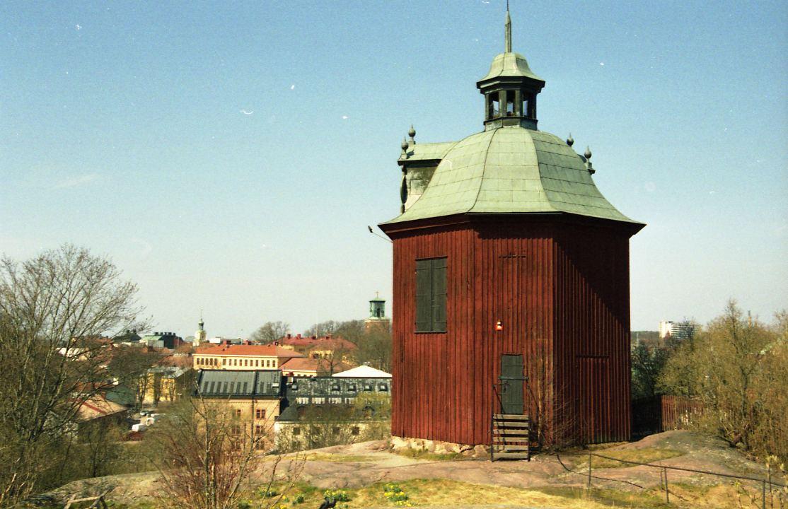 Östra bergen, Nyköping.