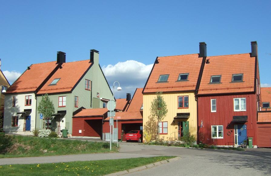 Brandholmen townhouses