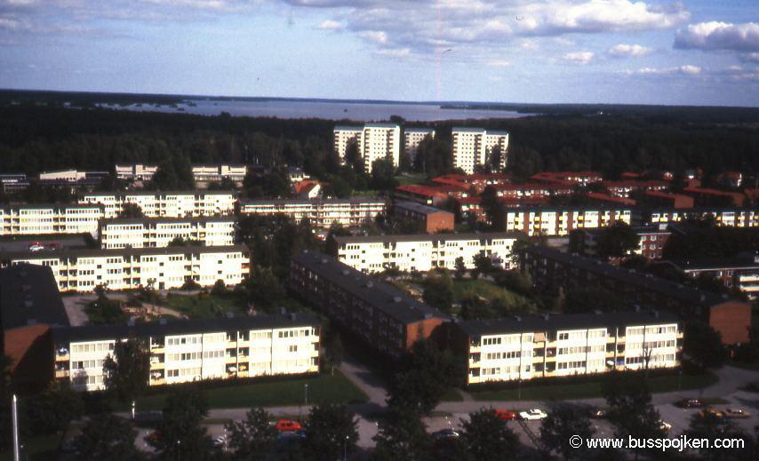 Örebro mushroom with a view