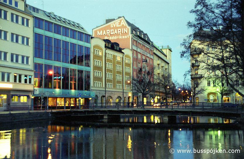 Svartån, Örebro