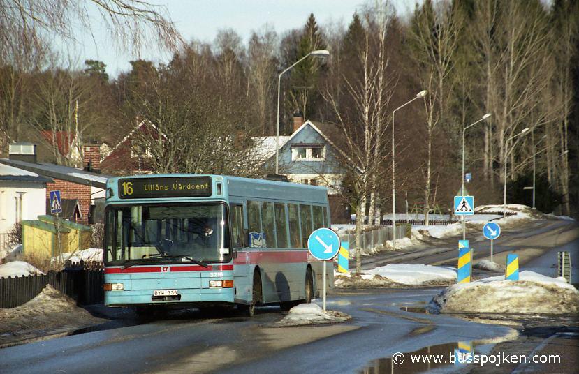 Volvo B10L, Örebro