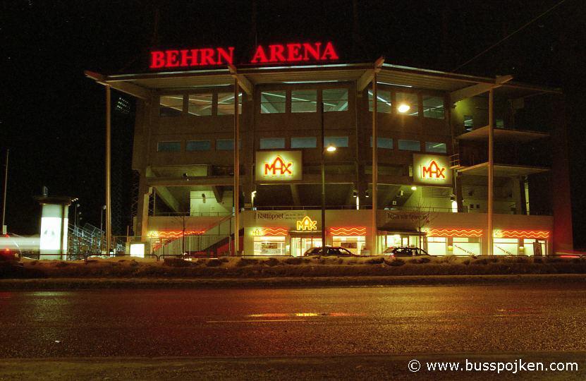 Behrns arena