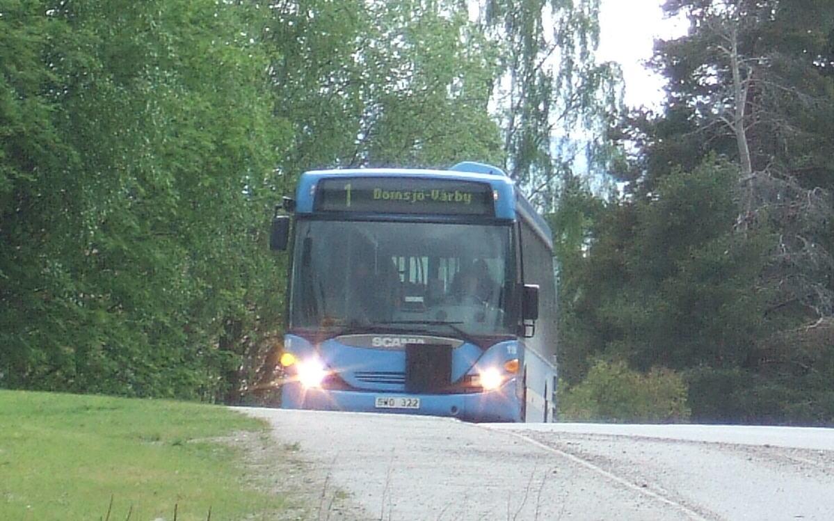 Scania Omnicity, Örnsköldsvik Veolia 118.
