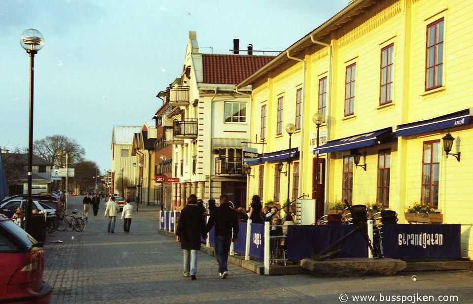 Strandgatan, Trollhättan .