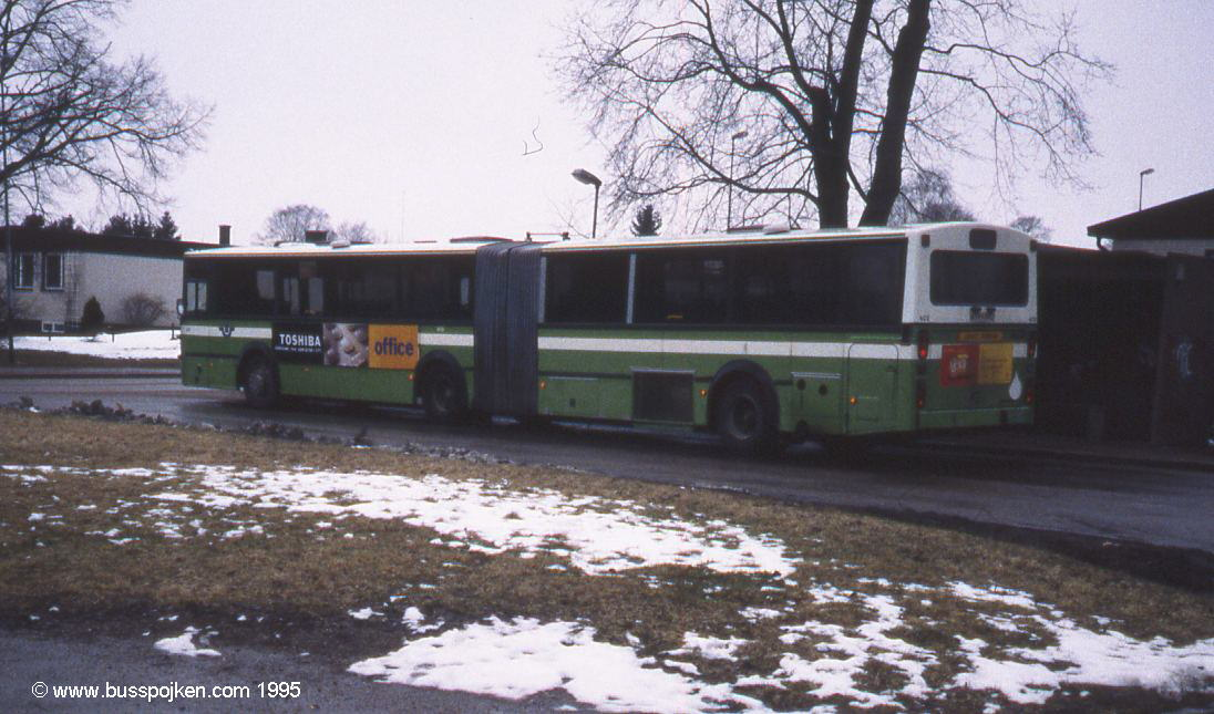 Jonckheere Scania 112, Uppsala 602