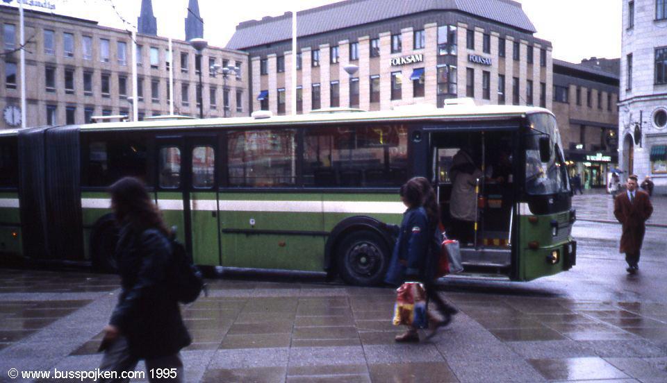 Jonckheere Scania 112, Uppsala 612 (?)