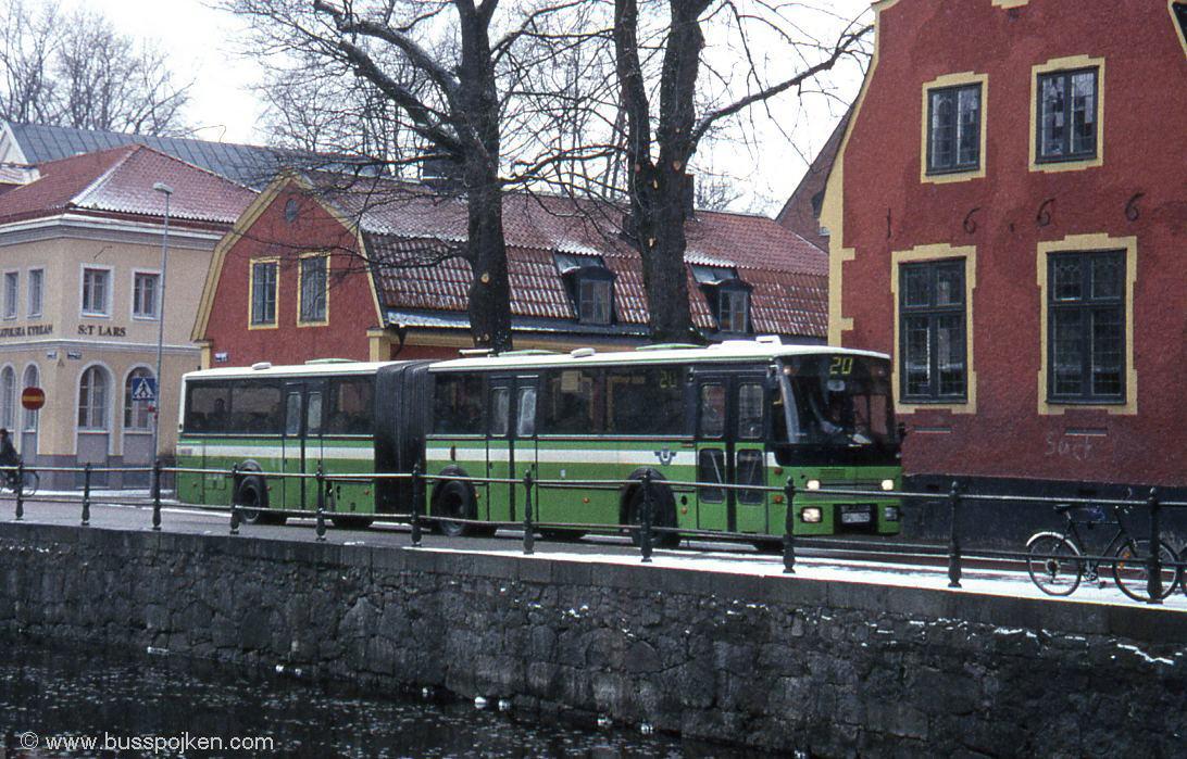 Uppsala Jonckheere 614, Västra Ågatan