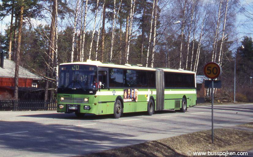 Uppsala Jonckheere 614, Storvreta