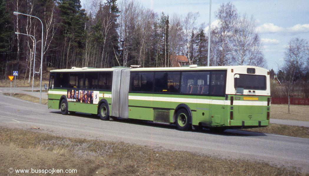 Jonckheere Scania 112, Uppsala 610